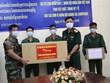 Военный округ №7 поставит медицинское оборудование камбоджийской армии