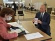 Поправки к конституции поддержали 78,03% россиян. Обработано 99% протоколов