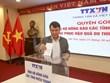 ВИА помогает жертвам наводнения в центральном регионе