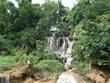 Водопады Заййем в Мокчау