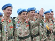 Вьетнам направляет миротворцев в Южном Судане