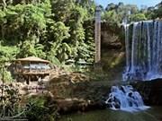 Водопад Дамбри - величественная красота среди Центрального нагорья