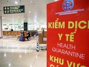 Эпидемия COVID-19: Международный аэропорт Нойбай усиливает медицинский контроль над пассажирами при въезде