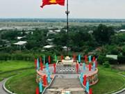 """Специальный национальный исторический памятник """"Мост Хьенлыонг - река Бенхай"""""""