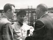 По стопам дяди Хо во время официального визита в Советский Союз