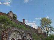 Древний монастырь Тафин
