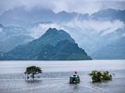 Общественный туризм на озере Хоабинь