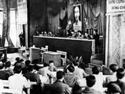 II съезд Партии: руководство войной сопротивления