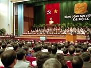 IX съезд КПВ: развитие силы всей нации, ускорение индустриализации и модернизации страны