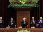 Товарищ Нгуен Фу Чонг переизбран Генеральным секретарем ЦК КПВ 13-го созыва