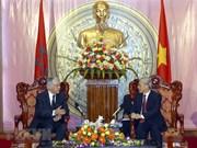 60 лет дипломатическим отношениям Вьетнама и Марокко