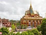 Посетить пагоду Госитарам кхмеров в провинции Баклиеу