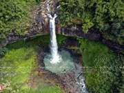 Нетронутый водопад Лиенгнунг