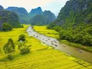 Ниньбинь - привлекательный край для туристов