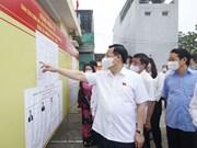 Председатель НС проверяет подготовку к выборам в провинции Туенкуанг