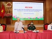 Встреча кандидатов в депутаты Национального собрания 15 созыва с избирателями первого Избирательного участка Ханоя