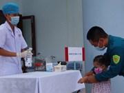 Обеспечение профилактики и контроля эпидемий на архипелаге Чыонгша