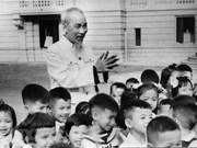 Президент Хо Ши Мин: самый уважаемый дядя для детей