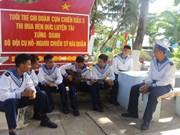 Море и острова Вьетнама: жизнь офицеров и солдат в островном уезде Чыонгша