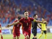 Победив Малайзию, Вьетнам уже одной ногой вступил в последний раунд отборочных матчей ЧМ мира по футболу 2022 года
