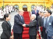 26 лет установления дипломатических отношений между Вьетнамом и США (1995-2021): преодоление разногласий, создание будущего