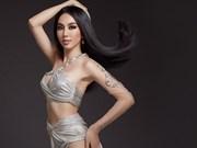 Красота представительницы Вьетнама на конкурсе Мисс Гранд Интернешнл