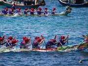 Гонка на лодках Тылинь в Лишон