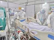 Посещение «поля битьвы» со COVID-19 за жизнь больных