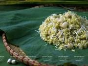 """Молоденький клейкий рис """"кom» - вкус осени в Ханое"""
