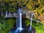 Величественная красота водопада Ханг-эн