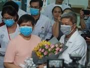 2-й пациент Covid-19 в городе Хошимин выписан из больницы