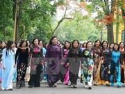 Вьетнамские женщины подтверждают свою значительную роль в обществе