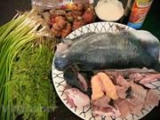Ча-ка Лавонг– восхитительно вкусное рыбное блюдо в Ханое