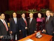 ЦК КПВ завершил 13-ю сессию
