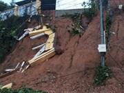 В провинции Куангнам в результате оползней погибли 16 человек, а 37 пропали без вести