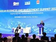 Деловой и инвестиционный саммит АСЕАН 2020 прошел онлайн
