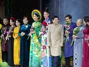Аозай - традиционная одежда Вьетнама