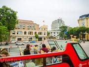 """Путешествие по Ханою на """"супер"""" двухэтажном автобусе"""