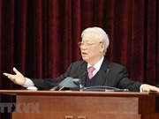 14-я конференция ЦК КПВ успешно завершилась в Ханое