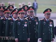 Делегаты XIII всевьетнамского съезда КПВ почтили память президента Хо Ши Мина
