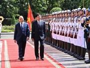Развитие особых отношений между Вьетнамом и Лаосом
