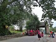 Очаровательная красота старинной деревни Дыонглам – земля двух королей
