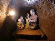 Уникальная туннель Виньмок в провинции Куангчи