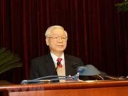 В Ханое торжественно открылся 15-й пленум ЦК КПВ 12-го созыва