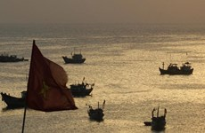 Проходил 13-й раунд переговоров Рабочей группы по морскому сотрудничеству на Восточном море