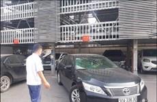 Ханой услуга поиска парковочных мест через iparking