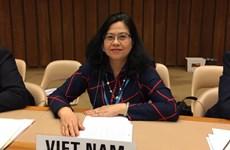 Интервью с первым представителем Вьетнама, получившей руководящий пост в ВОЗ