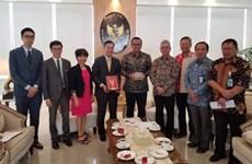 Вьетнам и Индонезия договорились развивать морское и рыболовное сотрудничество
