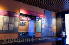 Музей вьетнамской прессы: место, где хранится память о национальной истории