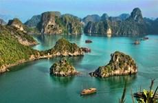 Залив Халонг - гигантская картина Тонкинского залива, созданная природой